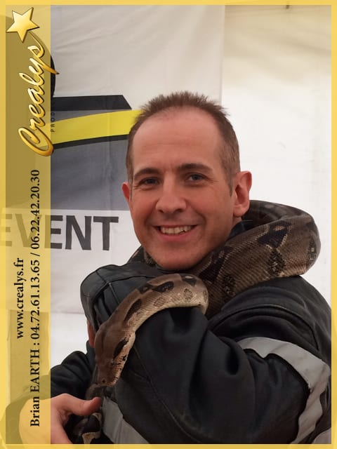Location serpent vidéos Longuenesse