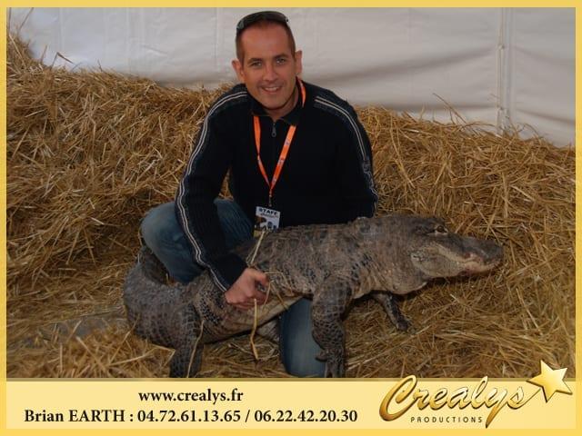 Location Crocodile Alligator