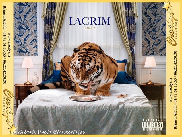 Tournage Clips Animaux Tigre CD Lacrim