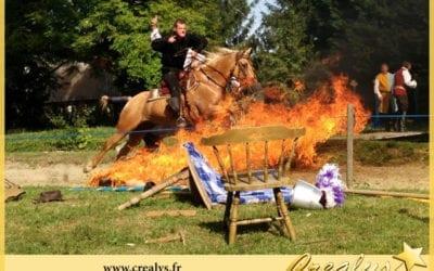 Location cheval vidéos Châlette sur Loing
