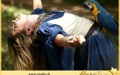 Location perroquet vidéos Saint Estève