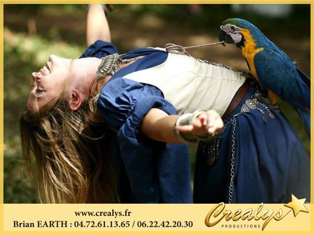 Location perroquet vidéos Cahors